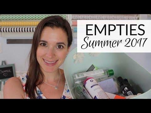 Empties | Summer 2017