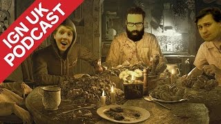 why outlast and modern horror created resident evil 7 ign uk podcast 361