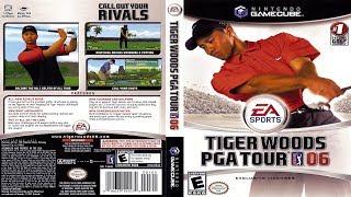Nintendont Test: Tiger Woods PGA Golf Tour 06 (Gamecube 2005)