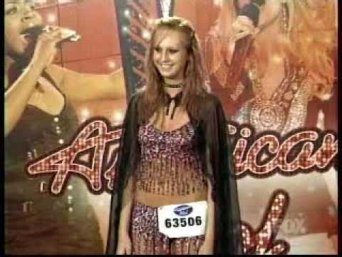 American Idol Rejects Chonna Clepper