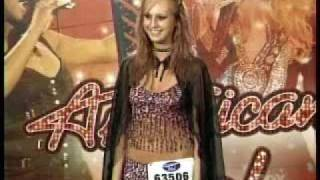 American Idol Rejects Chonna Clepper