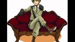 Absolutely Invincible British Gentleman - England / Hetalia + Mp3 (lyrics in description)
