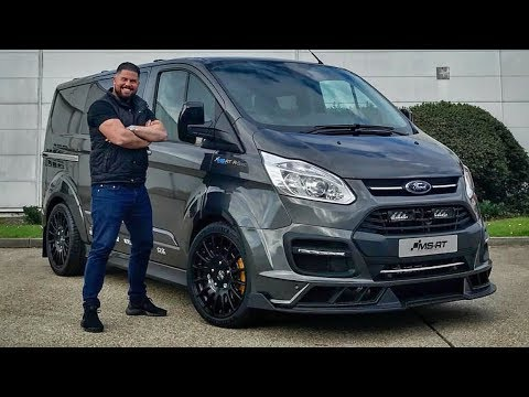 Ford Transit Connect >> [MyNextDaily] Ford Transit w/ LennyTheGeeza - YouTube
