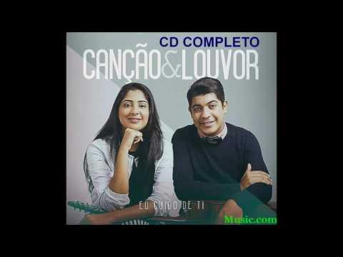 EP COMPLETO EU CUIDO DE TI CANÇÃO E LOUVOR CD COMPLETO