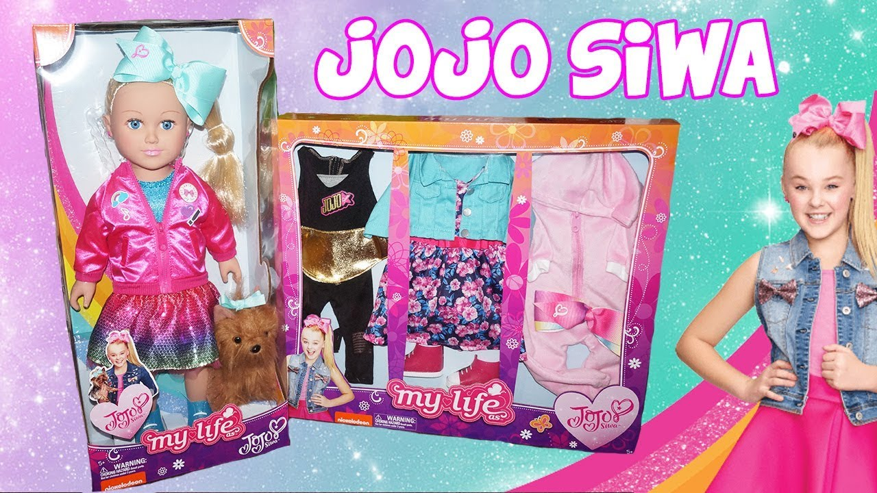 jojo siwa my life as
