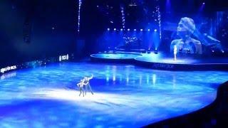 T.Volosozhar/ M.Trankov & Jessie J, Art on Ice 2016