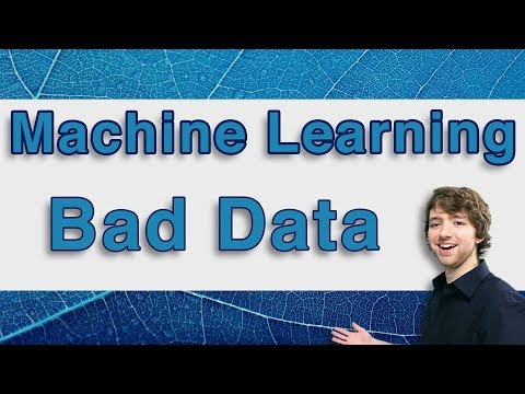 Machine Learning and Predictive Analytics - Bad Data Cleaning - #MachineLearning