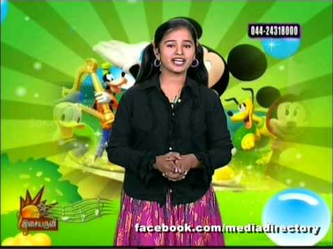 Keluga Pasangala Live Show in IsaiAruvi by VJ Kanniga on 06th October 2012