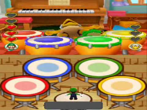 Topic Also mario party ds