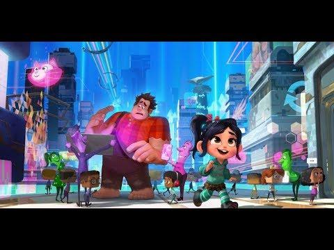 Ralph rupe netu' / Wreck-It Ralph 2 - Trailer dublat in limba Romana