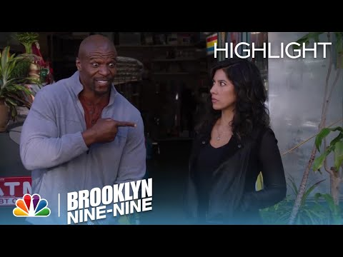 Terry Lets The Driver Know Rosa Is Single  Season 5 Ep. 22  BROOKLYN NINENINE