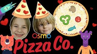 Osmo Pizza Co. Game Unboxing and Review! National Pizza Day!
