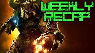MMOHuts Weekly Recap #285 April 11th - Nosgoth, Crossout, Doom & More!