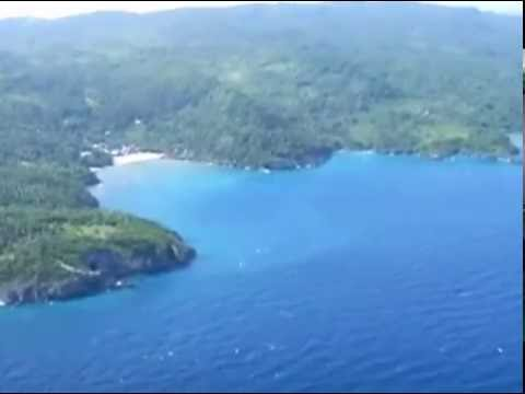 Carabao Island Air View