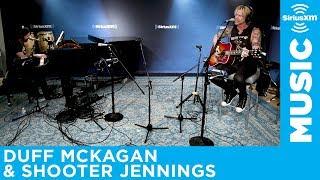Duff McKagan & Shooter Jennings – Chip Away [LIVE @ SiriusXM]