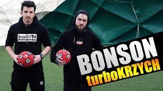 TurboKRZYCH - BONSON | POLSKI HIP HOP vs PIŁKA NOŻNA