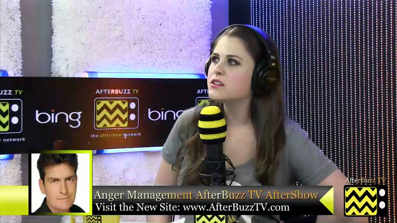"""Download Anger Management  After Show  Season 2 Episode 3 """"Charlie and the Ex-Patient"""" 