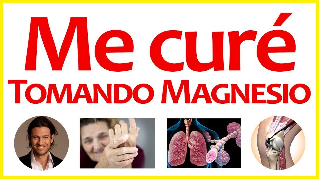 beneficios de tomar magnesio todos os dias