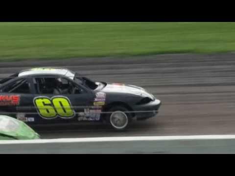 Dustin Virkus @ Fiesta City Speedway- Heat 8.9.17