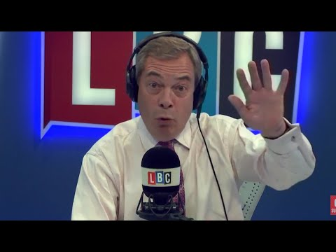 The Nigel Farage Show: Are the EU now being vindictive? Live LBC - 23rd November 2017