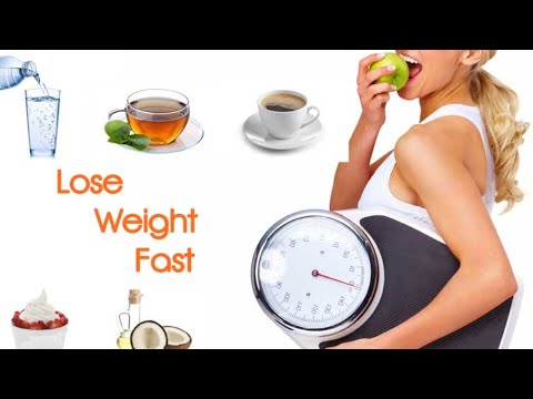 How to lose weight easily quickly and naturally at home now
