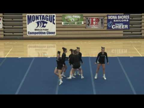 Western Michigan Christian - Competitive Cheer - 2017 GMAA Tournament - 3 of 3