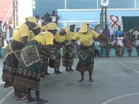 Dança Tradicional 4- Tete - Mozambique