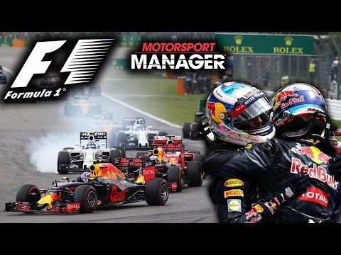 CHAMPIONSHIP IS HOTTING UP! | F1 Motorsport Manager PC