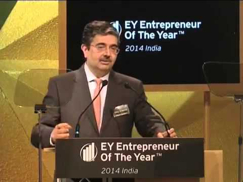 Ajit Prabhu bags Ernst & Young Entrepreneur of the Year India Awards 2014 - Services