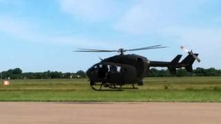 UH-72 Lakota at Cape Girardeau Airport