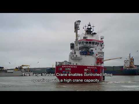 Barge Master -  motion compensation systems - company movie