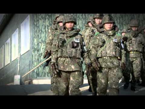 [국방부] 육군 21사단 GOP 경계작전 Security Operations of ROK Army 21th Division
