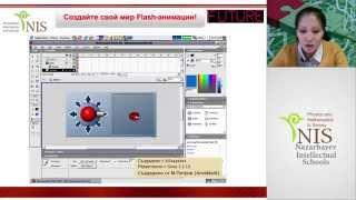 Создание пользовательского интерфейса в среде Macromedia flash