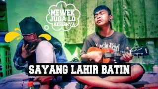 WALI - Sayang Lahir Batin - COVER MARA FM [ ARUL AYU ]