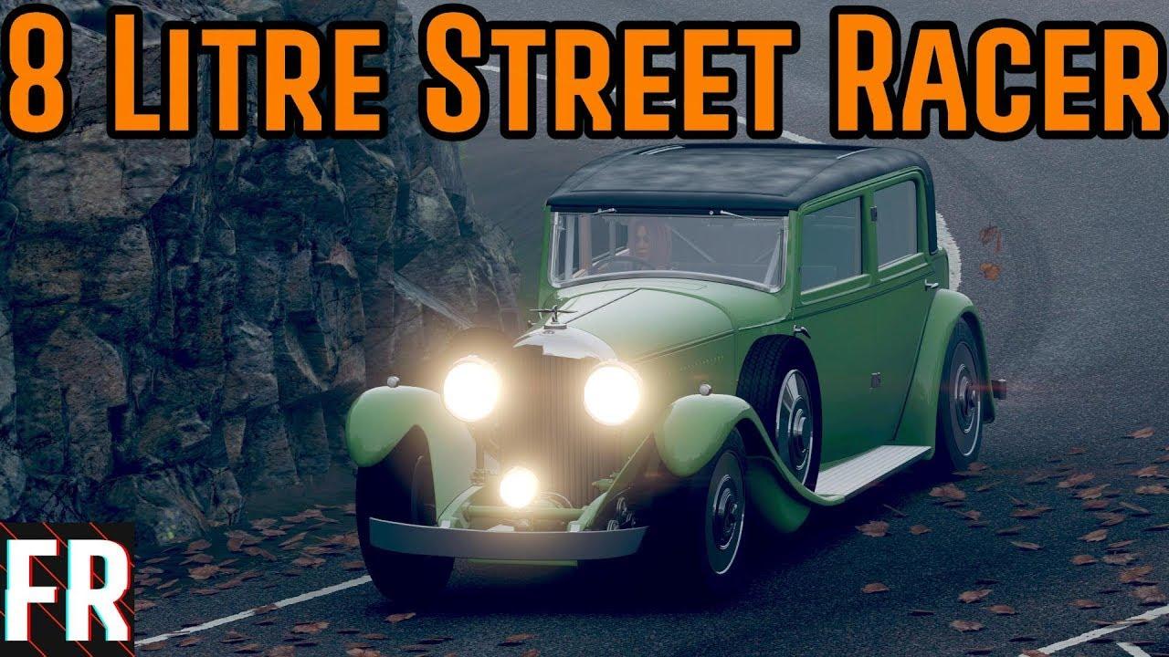 Forza Horizon 4 Bentley 8 Litre Street Racing Youtube