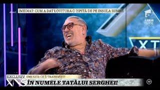 "Serghei Mizil a venit extrem de bine dispus la ""Xtra Night Show""! Capatos i-a provocat o criză"