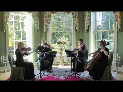 Water Music - Air (Handel) Wedding String Quartet