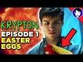 KRYPTON Episode 1 Breakdown & Easter Eggs!