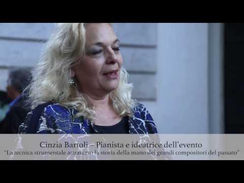 Video di Inaugurazione XXXV Corso Propedeutico di Chirurgia della Mano - Intervista a Cinzia Bartoli