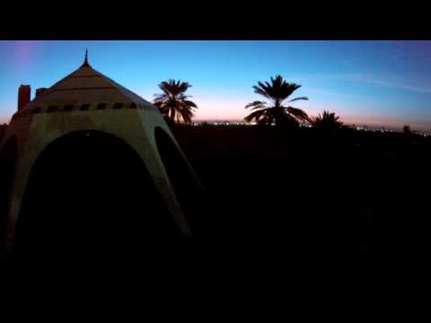 Good morning Dubai from Emirates Golf Club