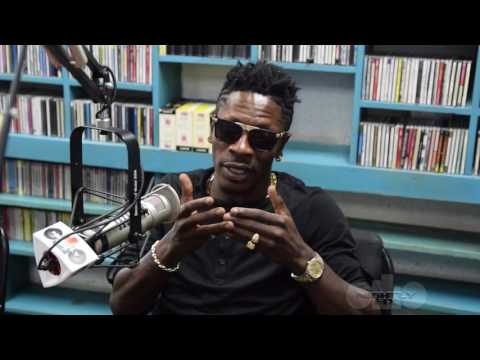 Shatta Wale talks Ghanaian dancehall, Jamaica & working with Alkaline