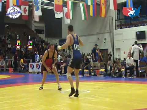 66kg: Corey Jantzen vs. Craig Johnson
