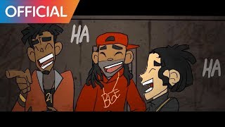 24 Flakko - Bad Guy (Feat. 21 Savage, Notoriou5 Bino) MV - Stafaband
