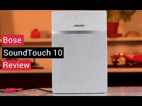 Bose SoundTouch 10 Review with Pros & Cons