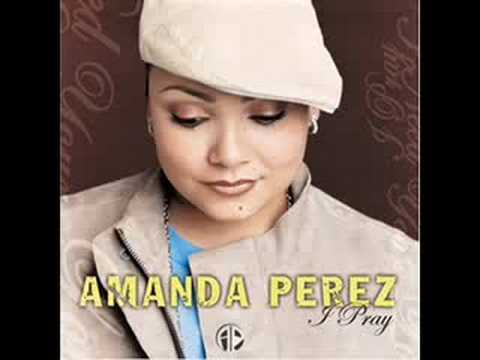 Amanda Perez - God Send Me An Angel (Remix)