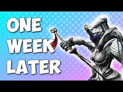 Warframe - One Week Later thumbnail