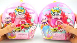 Сюрпризы и игрушки Пикми Попс для детей Игрушкин ТВ