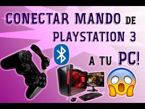 COMO CONECTAR EL CONTROL DEL PS3 A LA PC ( WINDOWS 7/ 8/ 8.1/ 10) 2019