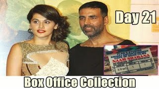 Naam Shabana Box Office