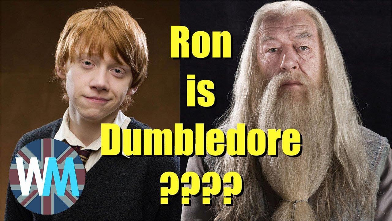 Top 10 Harry Potter Fan Theories
